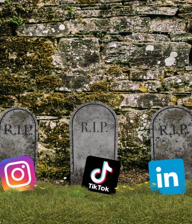 WAS WENN SOCIAL MEDIA MORGEN NICHT MEHR RELEVANT IST?