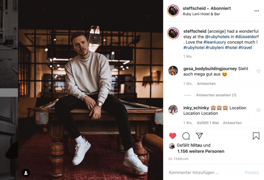 Instagram Influencer - Instagram Reichweite erhöhen