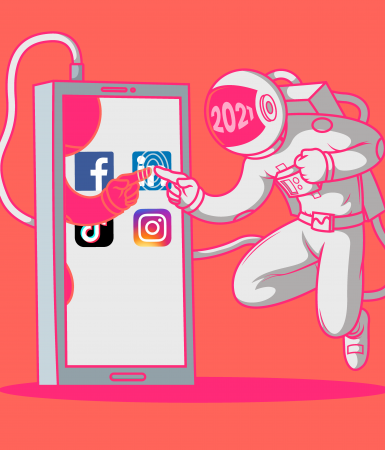 TOP 8 SOCIAL MEDIA MARKETING STRATEGIEN FÜR 2021