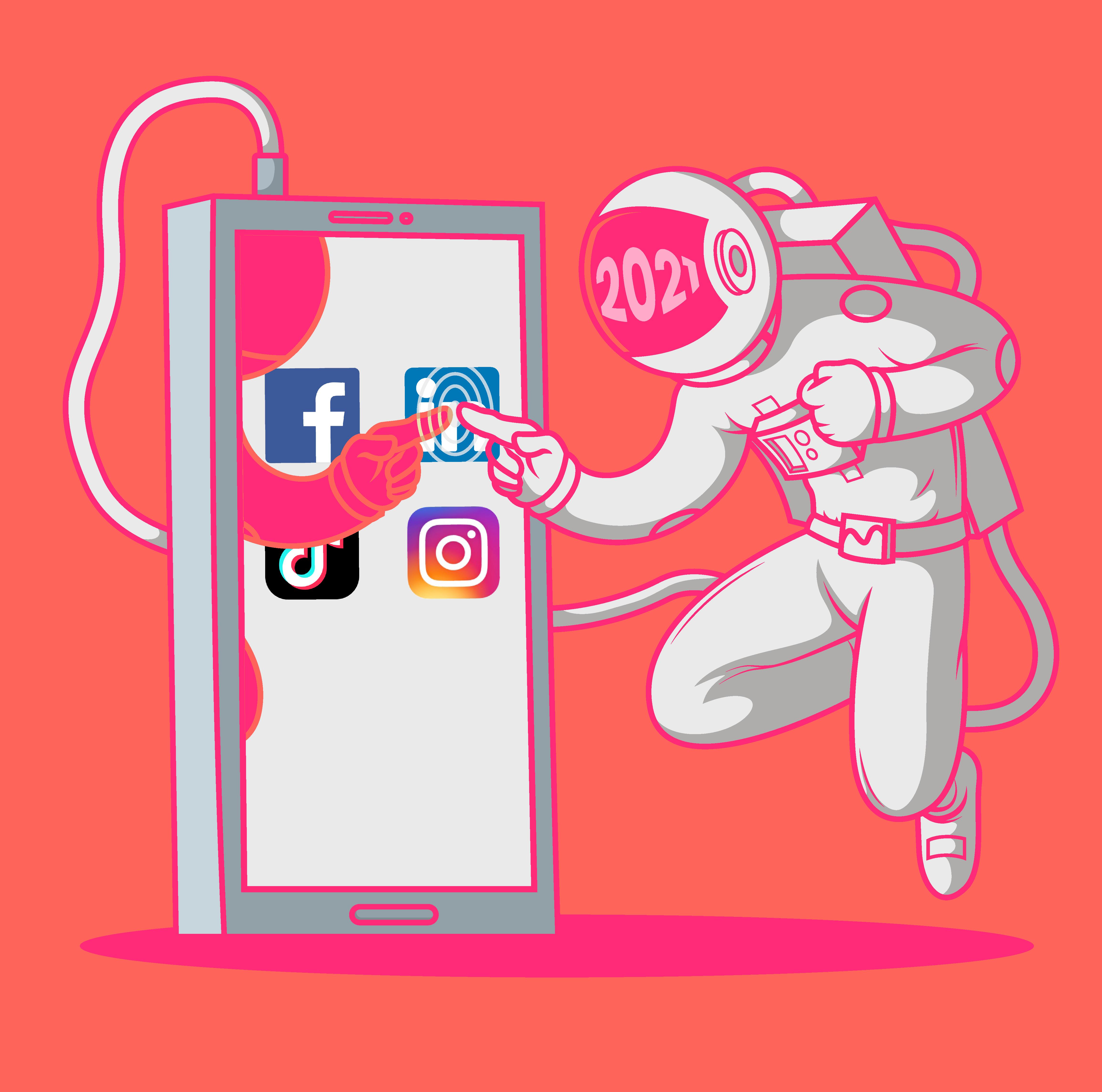 2021 Social Media Marketing Trends top 8