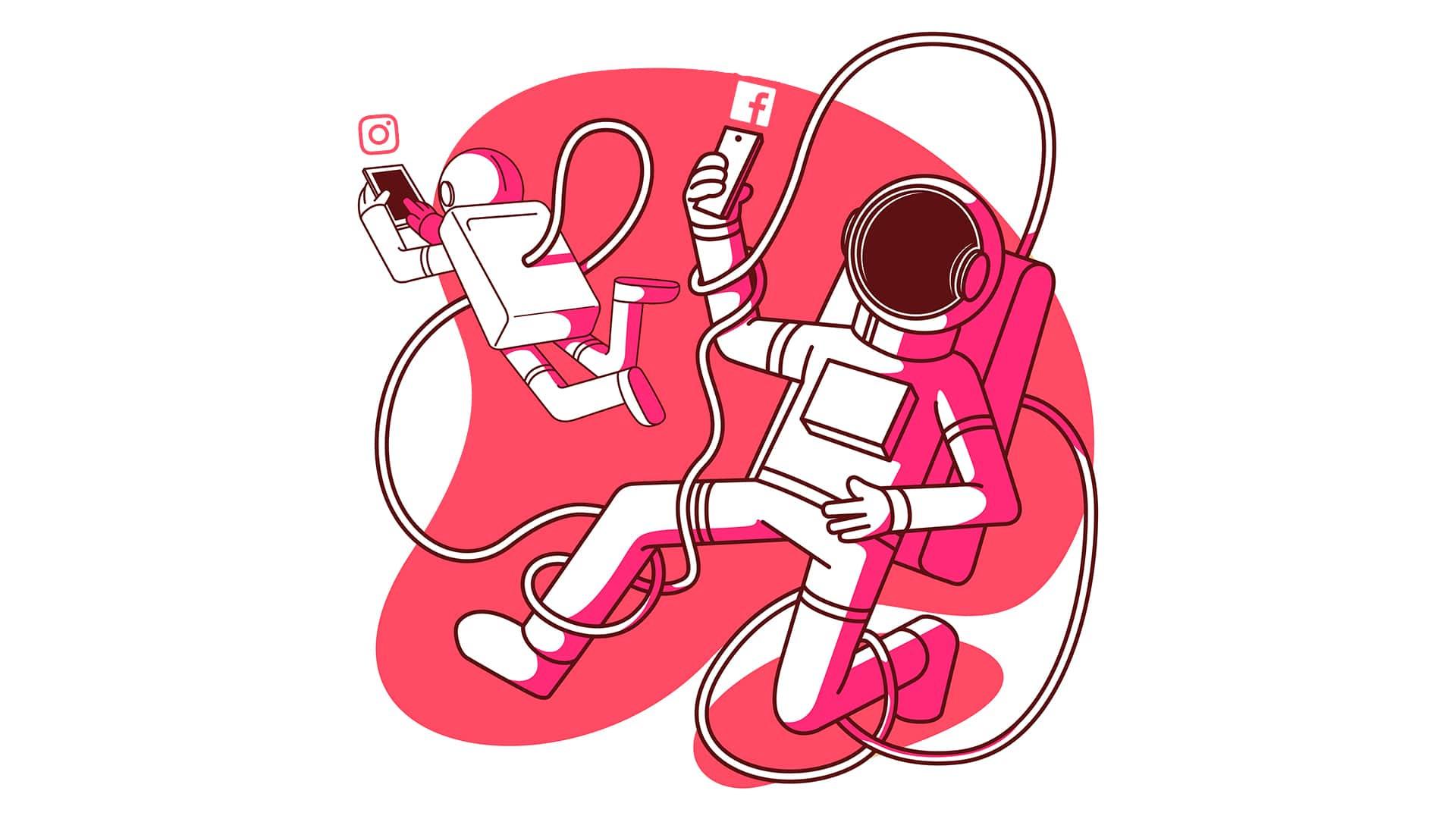 Verbinde dein Instagram mit Facebook in nur drei einfachen Schritten! Schneller und einfacher gehts nicht!