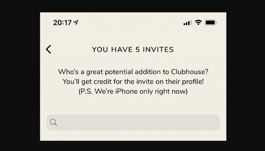 Clubhouse Invites Audio App Tipps für mehr Reichweite